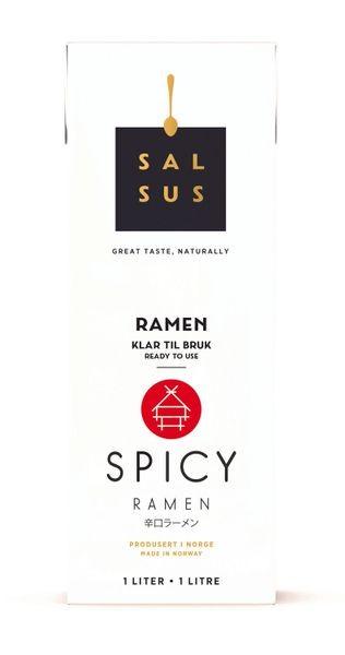 Spicy Ramen Brühe