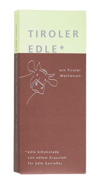 Tiroler Edle gefüllt - mit gerösteten Tiroler Walnüssen